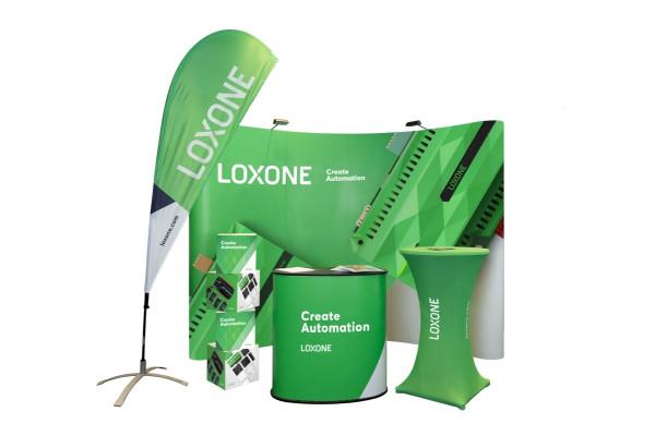 Loxone Messe-Kit