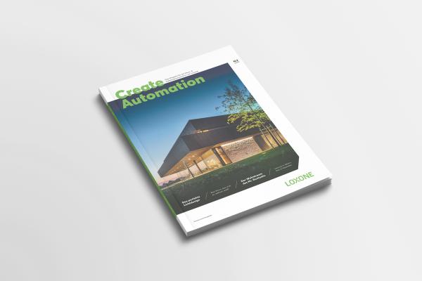 Create Automation Magazine - 10pc UK