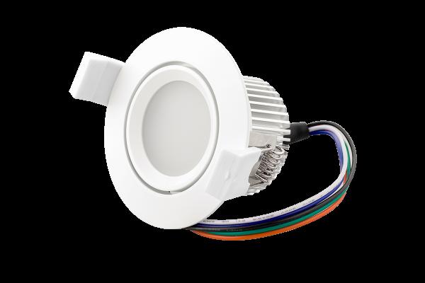 LED Spot RGBW