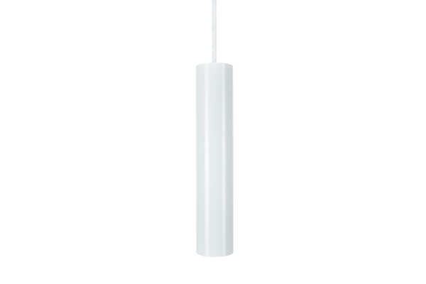 LED Pendulum Slim Tree White