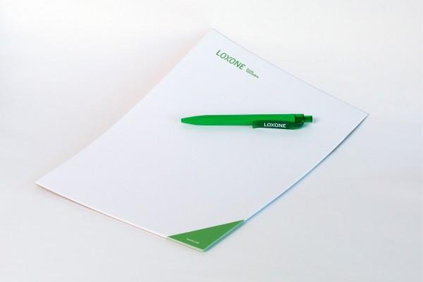 Loxone Notepad