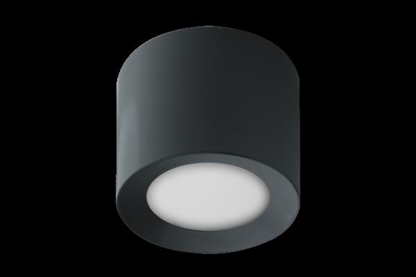 LED Aufbauspot RGBW PWM Anthracite
