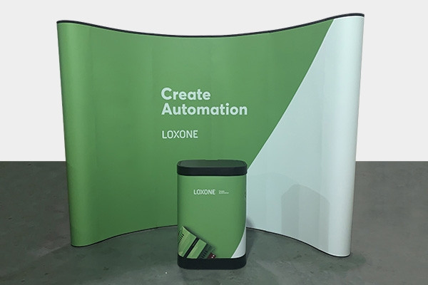 Loxone Expo Kit – Create Automation
