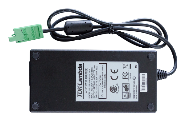 Power Adapter 24V, 6.3A