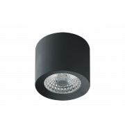 LED Aufbauspots WW PWM Anthracite