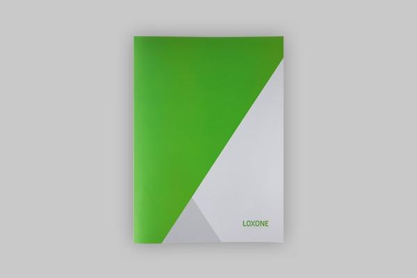 Loxone Präsentationsmappe