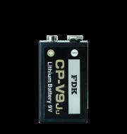 FDK 9V Lithiumzelle