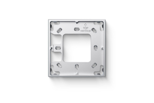 Telaio di montaggio singolo colore argento