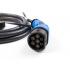 Kabel do ładowania samochodu elektrycznego Typ 2