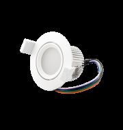 LED Spot RGBW PWM Weiß