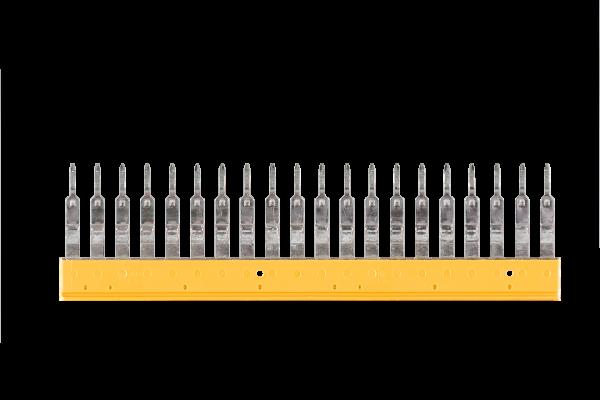 Conector transversal Weidmüller 20 polos