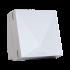 Raumklima Sensor Air Weiß Schräg