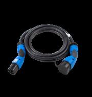 Câble de recharge pour voitures électriques Type 2