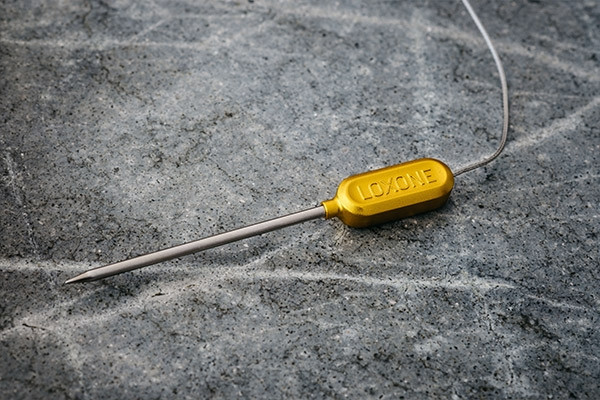 Temperaturfühler für Touch & Grill gelb