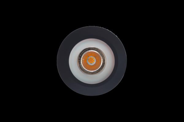 LED Spot WW antracitová