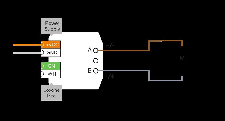 Motor bidireccional Nano Motor Controller
